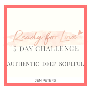 Ready For Love 5 Day Challenge
