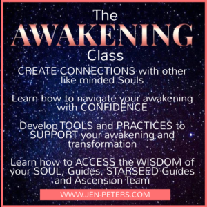 The Awakening Class with Jen Peters