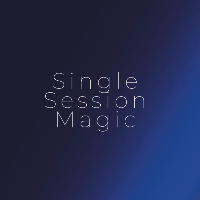 Single Session Magic Jen Peters